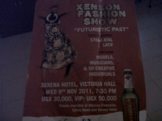 Xenson's Fashion Show